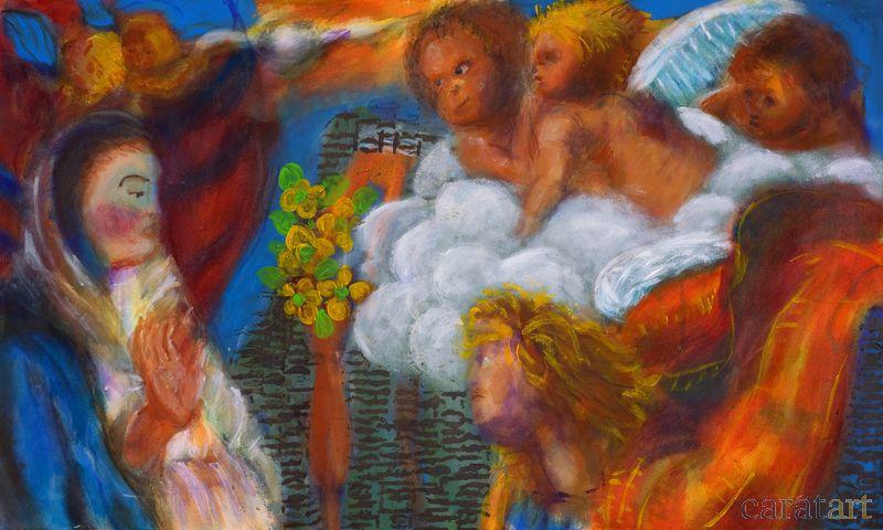Kunstwerk von A. Beck