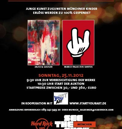 Live Charity Kunst Auktion