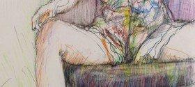 Zeichnungen von Guido Michl