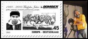 Helge Steinmann a.k.a. Bomber