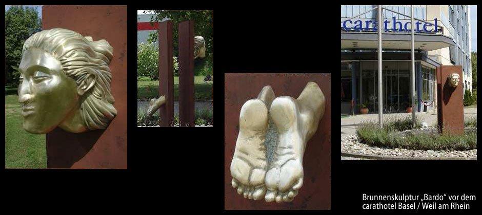 Skulpturenpark Basel / Weil am Rhein