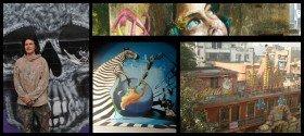 Graffiti Kunst by Loomit