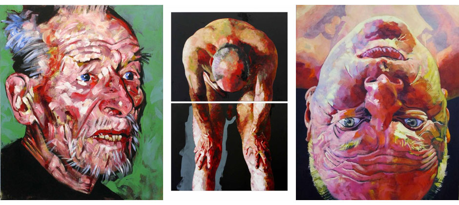 Werke von Hanjo Schmidt aus dem Jahr 2011