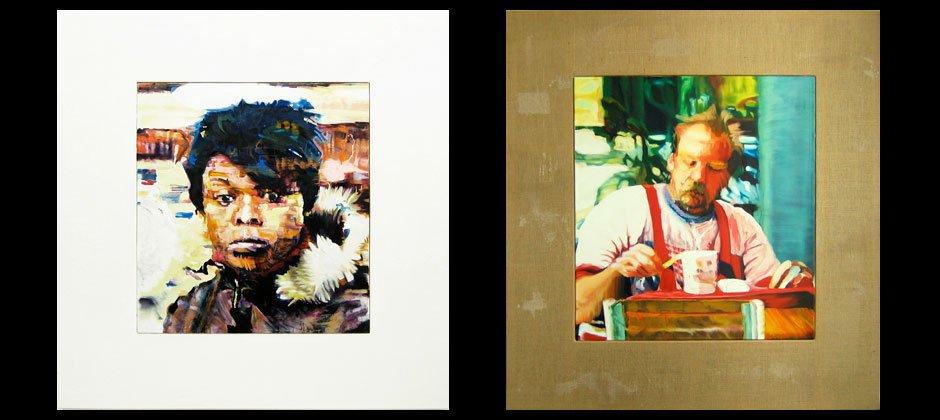 Jonathan Sheratte, Kunstwerke