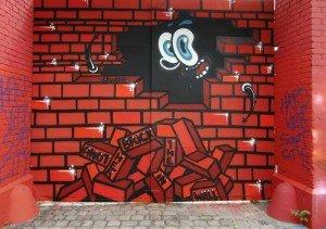 LawOne, Graffiti