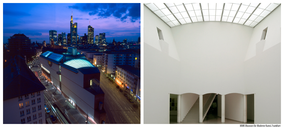 MMK – Museum for modern Art in Frankfurt am Main